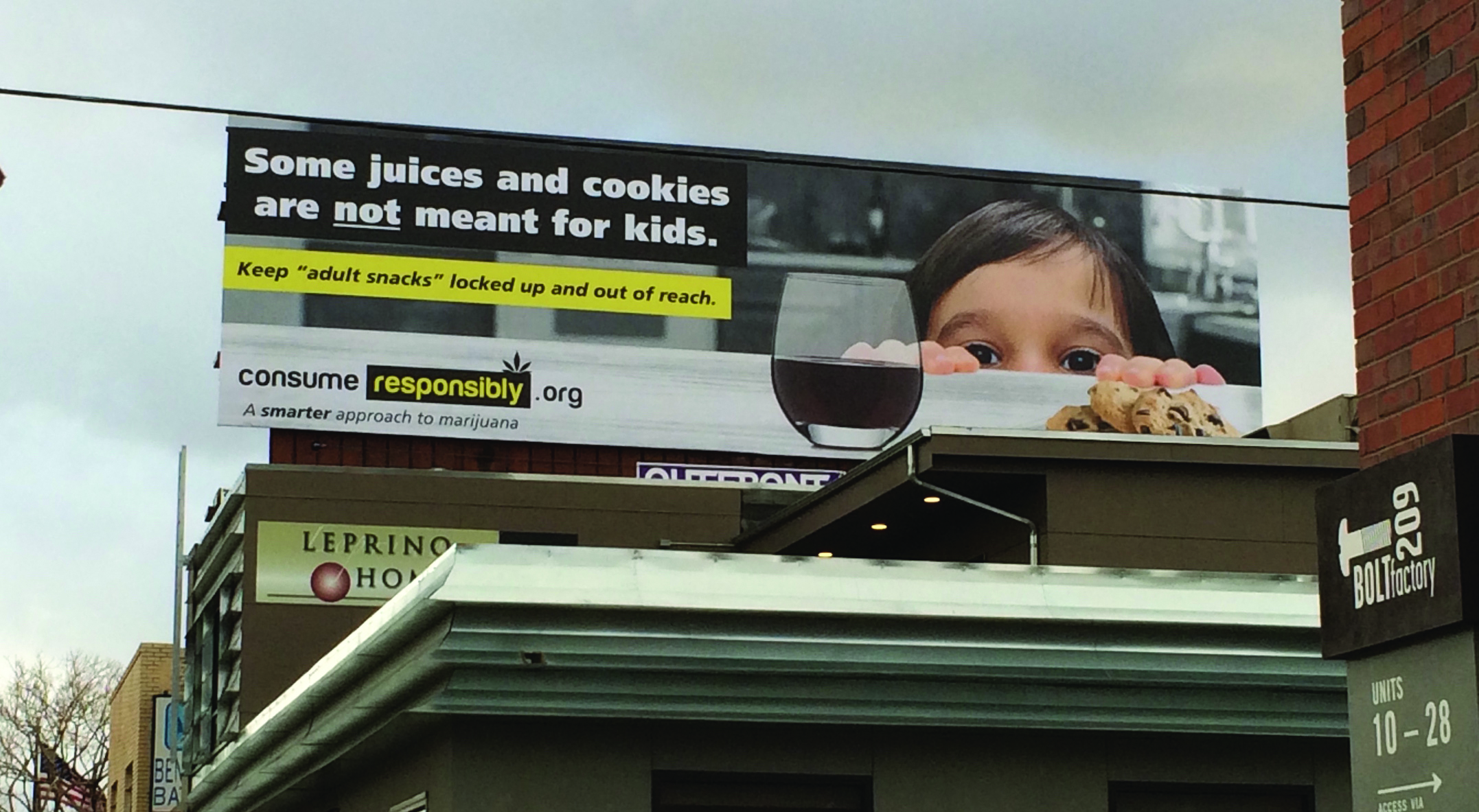Start Low & Go Slow: CO Edibles Billboards