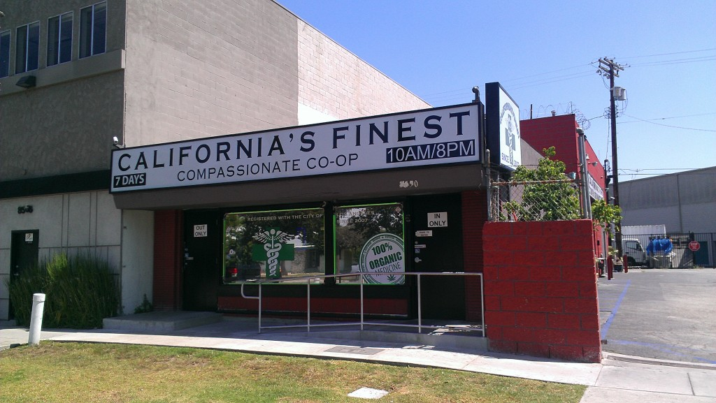 Collective of the Month: California's Finest Compassionate Co-Op