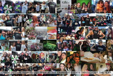 Cannabis Events Recap 2013 Edibles List Team