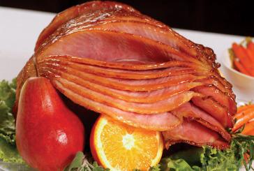 420 Honey Glazed Ham