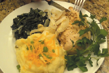 Medible Recipes: Infused Lemon & Garlic Oven Roasted Chicken