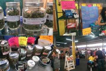 Medical Marijuana Farmer's Market