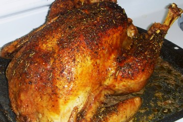 Medicated Fried Turkey