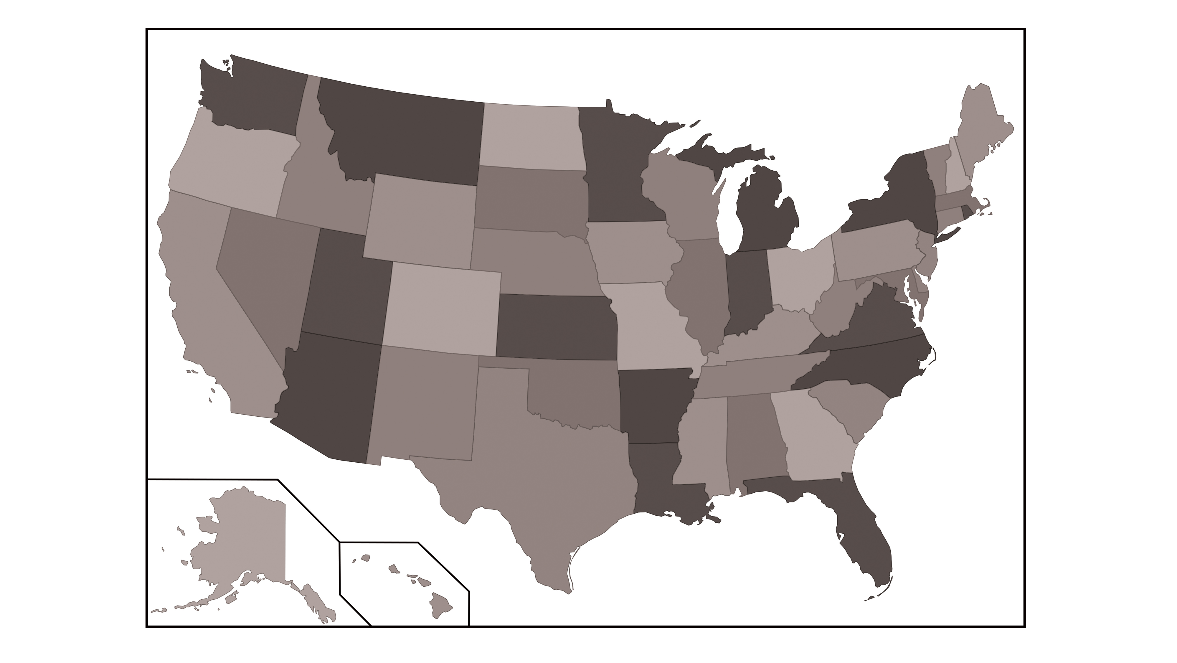 Where The State Laws Are Now