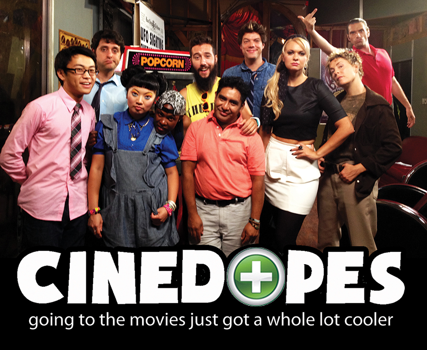 CINEDOPES OTHER RECOMMENDED WEED SHOWS