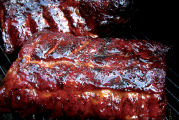 Medicated Barbeque Ribs