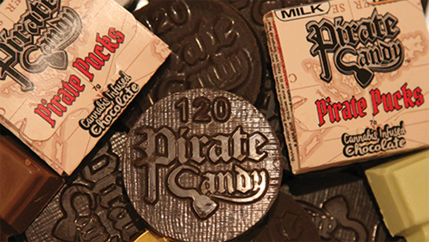 Medible Feature: Pirate Candy Co.