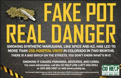 The Dangers of Synthetic Cannabis | Edibles List Magazine