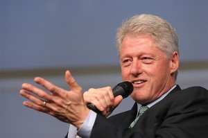 Bill Clinton Smoked Weed