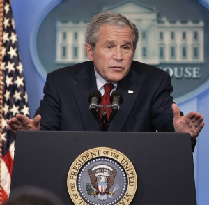 George W. Bush Smoked Weed