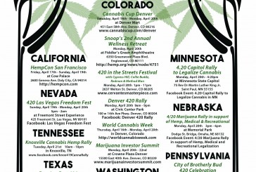 Your 420 Event Guide