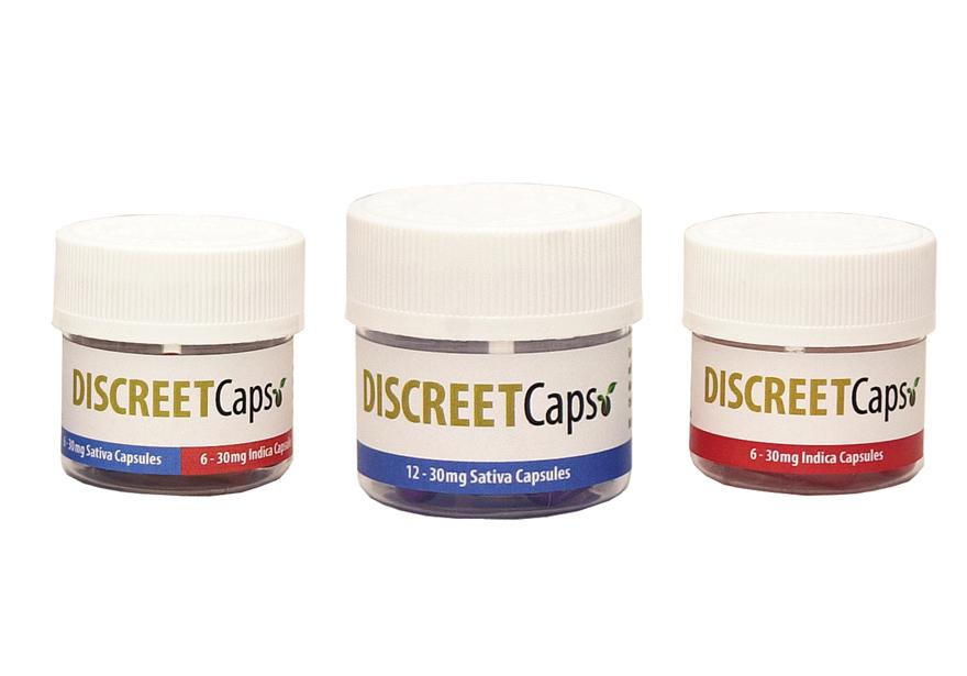 Discreet Caps Review
