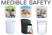Medible Safety: The Kitchen Safe