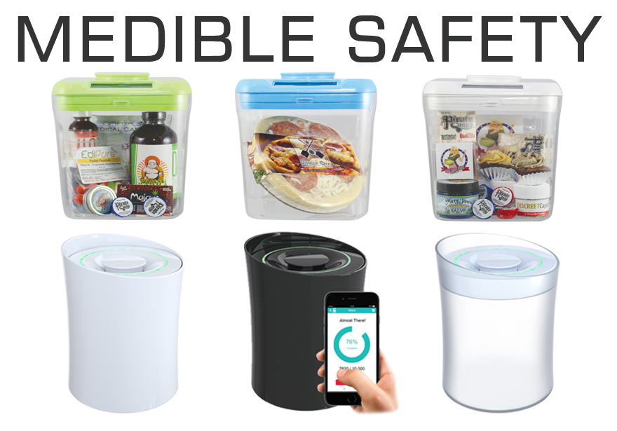 Awesome Medible Safety: The Kitchen Safe
