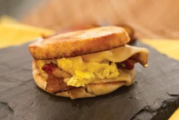 Infused Wakey-Bakey Breakfast Sammie