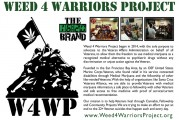 Weed 4 Warriors Project