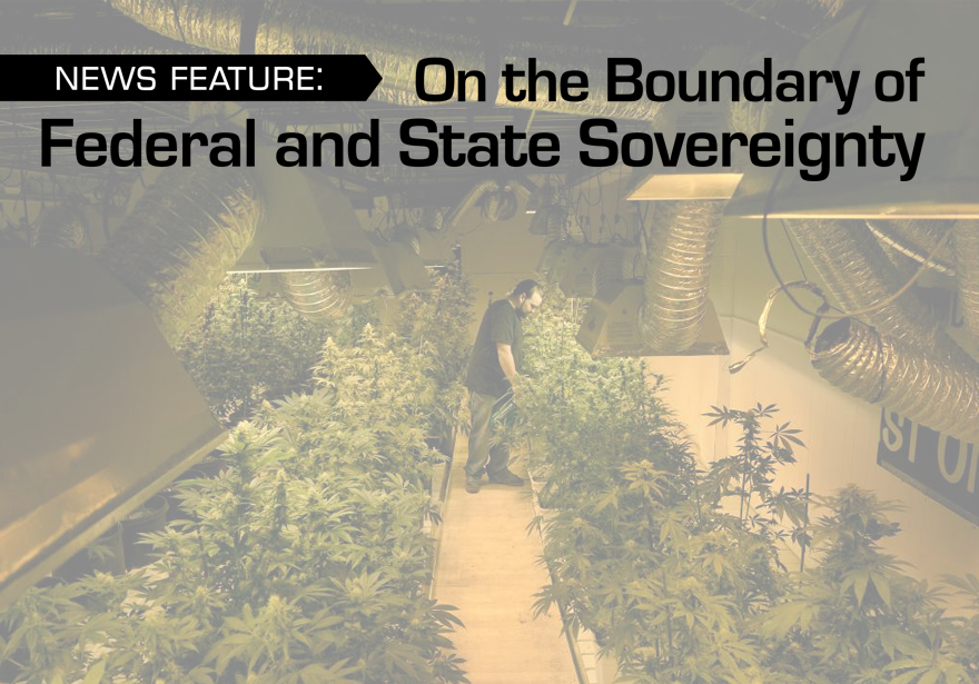Denver Banks: On the Boundary of  Federal and State Sovereignty