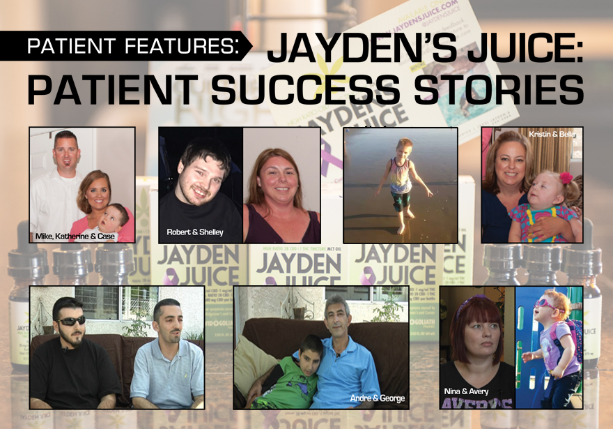 JAYDEN'S JUICE: PATIENT SUCCESS STORIES