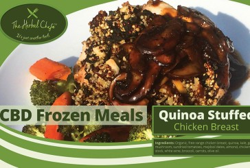 Innovation & Edibles: The Herbal Chef's THC/CBD Infused Frozen Meals