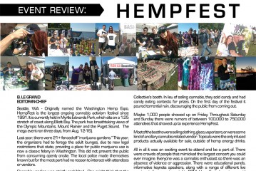 Event Review: HempFest Seattle