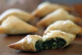 Medible Recipe: Cannabis Jiddeh's Spinach Pies