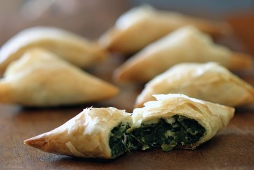 Medible Recipe: Cannabis Jiddeh's Spinach Pies