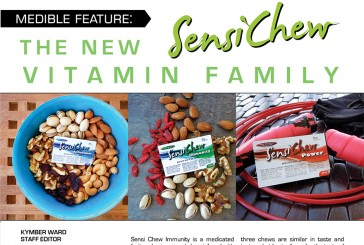Medible Feature: The New SensiChew Vitamin Family