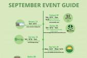 September Cannabis Event Guide