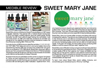 Medible Review: Sweet Mary Jane Colorado