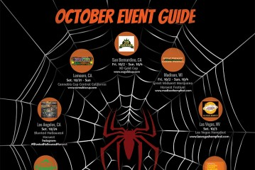 OCTOBER CANNABIS EVENT GUIDE