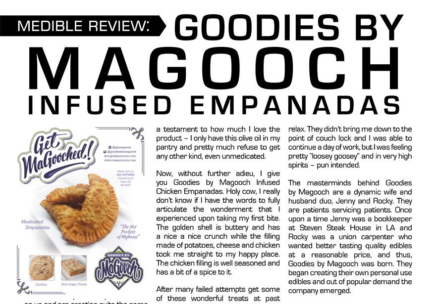 Goodies by Magooch Infused Empanadas