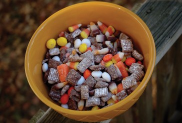 Infused Recipes: 420 Halloween Puppy Chow