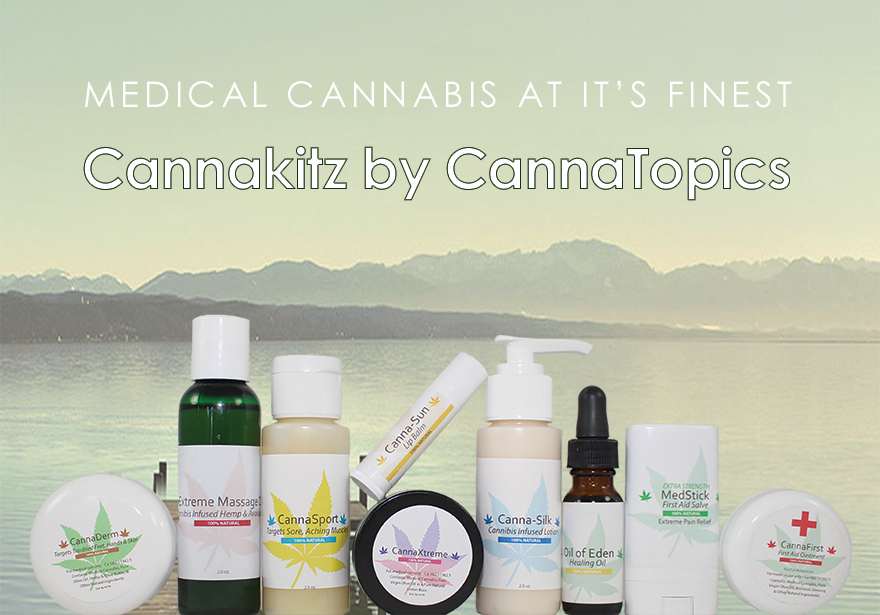 Introducing the NEW CANNAKITZ by CANNATOPICS
