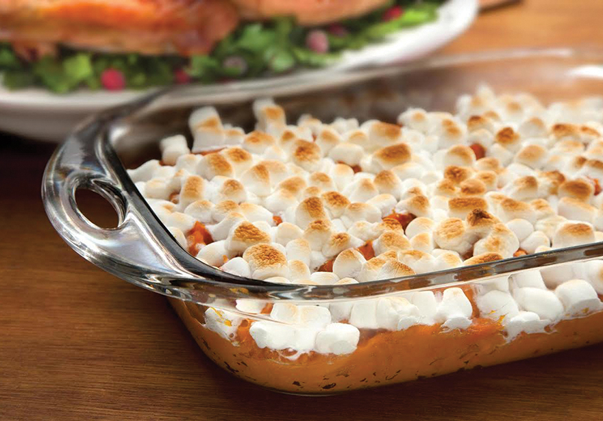Canna Sweet Potato Casserole Recipe