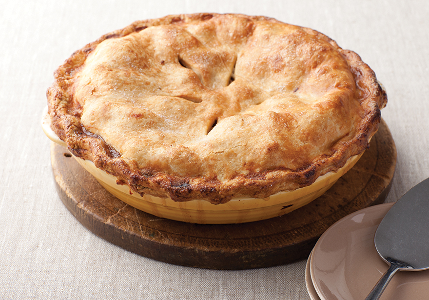 Easy Canna Apple Pie