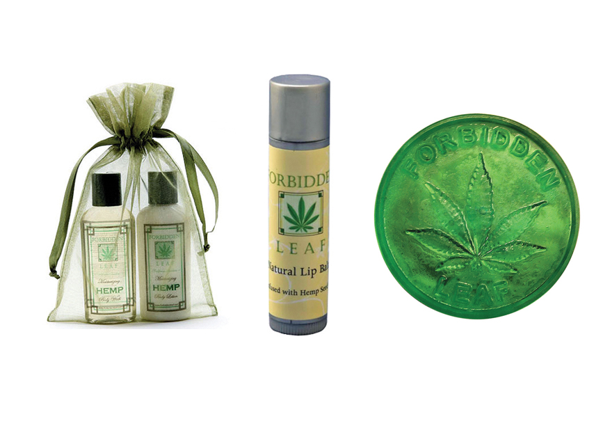 PRODUCT REVIEW: FORBIDDEN LEAF HEMP SEED OIL SKIN CARE PRODUCTS