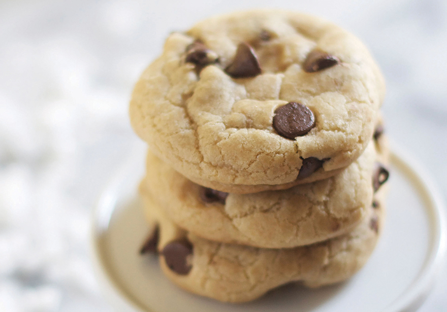 Food of The Gods Infused Chocolate Chip Coconut Oil Cookies
