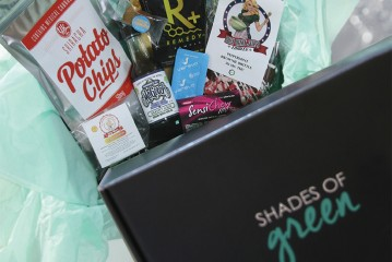 MEDIBLE FEATURE: SHADES OF GREEN EDIBLE SUBSCRIPTION BOX