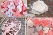 SPECIAL RECIPE: HOMEMADE MEDICATED CANDY HEARTS