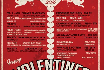 FEBRUARY CANNABIS EVENT GUIDE