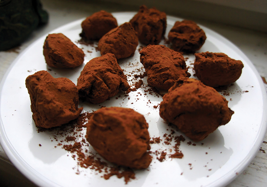 infused paleo chocolate