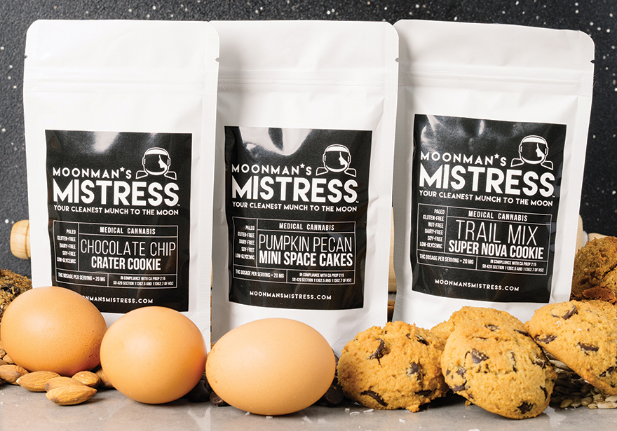 Medible Review: Moonman's Mistress Finally Healthy Paleo Edibles!