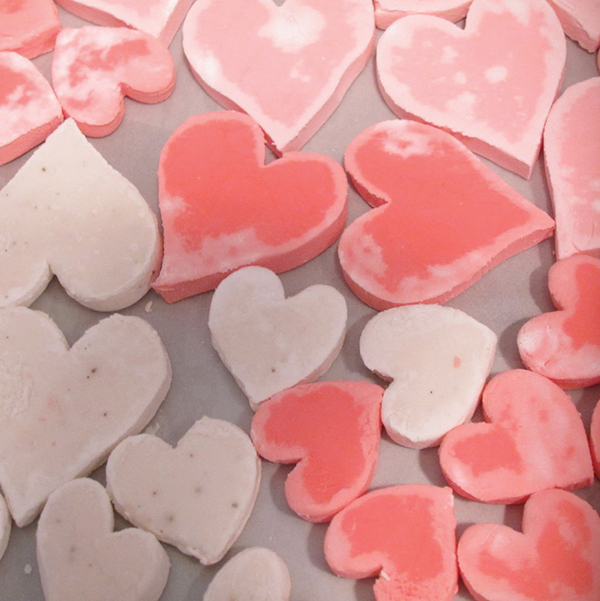 CANNABIS INFUSED VALENTINE'S DAY HEARTS