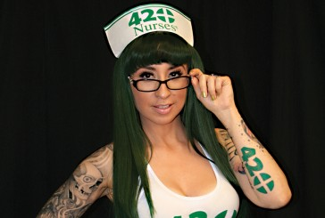 CHACHA VAVOOM  OWNER & FOUNDER THE 420 NURSES