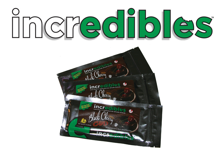 INCREDIBLES FEATURE EDIBLES MAGAZINE MARCH 2016 Black Cherry Bar