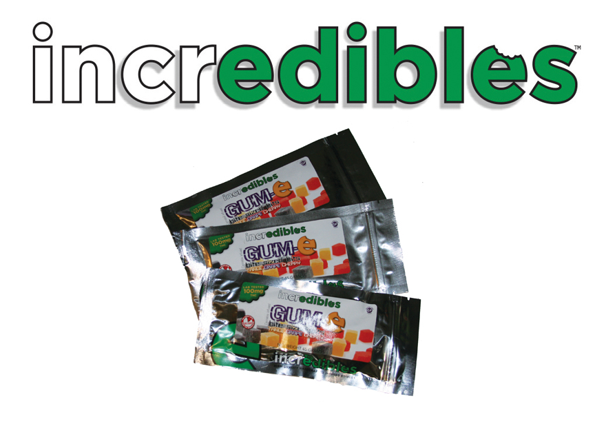 INCREDIBLES FEATURE EDIBLES MAGAZINE MARCH 2016 Gum-E
