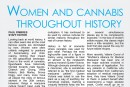 WOMEN AND CANNABIS THROUGHOUT HISTORY
