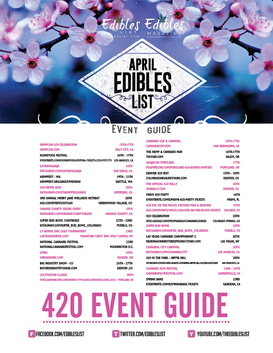 420 Event Guide April 2016