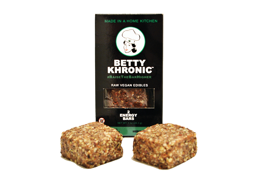 BETTY KHRONIC EDIBLE REVIEW