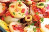 Medicated Spanish Potato Salad